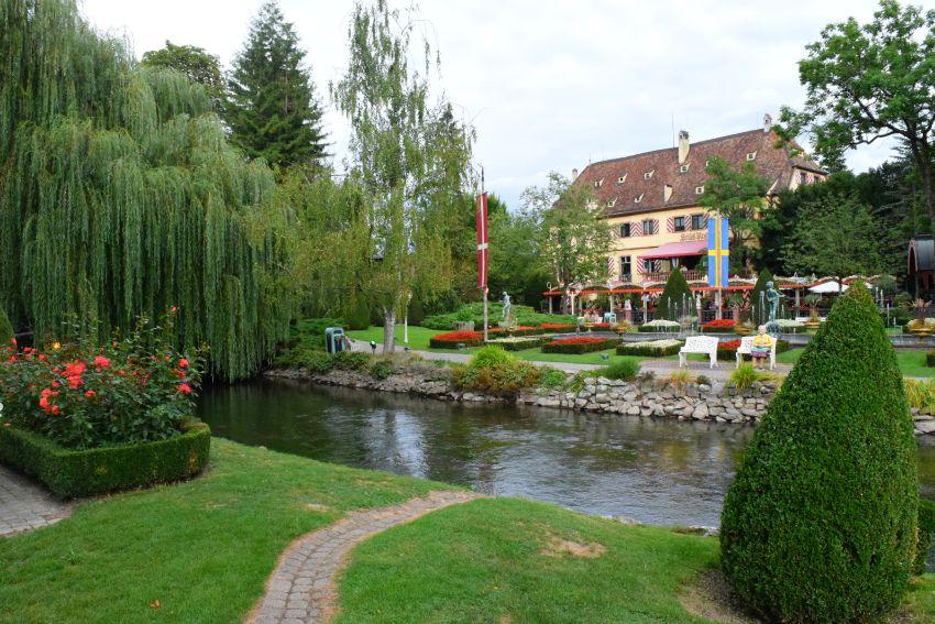 Europapark Schloss