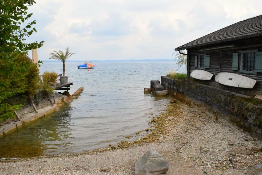 Chiemsee Fraueninsel Bucht