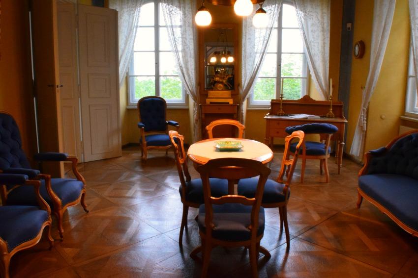 Chiemsee Herreninsel Wohnung König Ludwig II