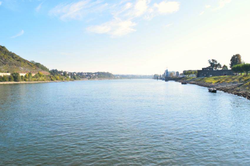 Geysir Andernach Rhein