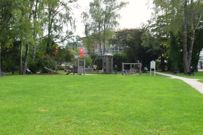 Schnitzeljagd Wendelsteinpark