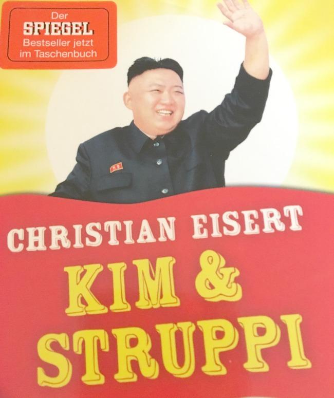 Buch-Review Kim und Struppi