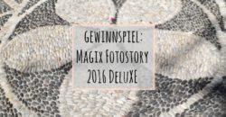 Gewinnspiel Magix Fotostory 2016 Deluxe