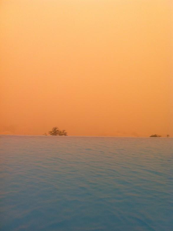Sandsturm Dubai