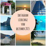 Instagram Lieblinge von Dezember 2015