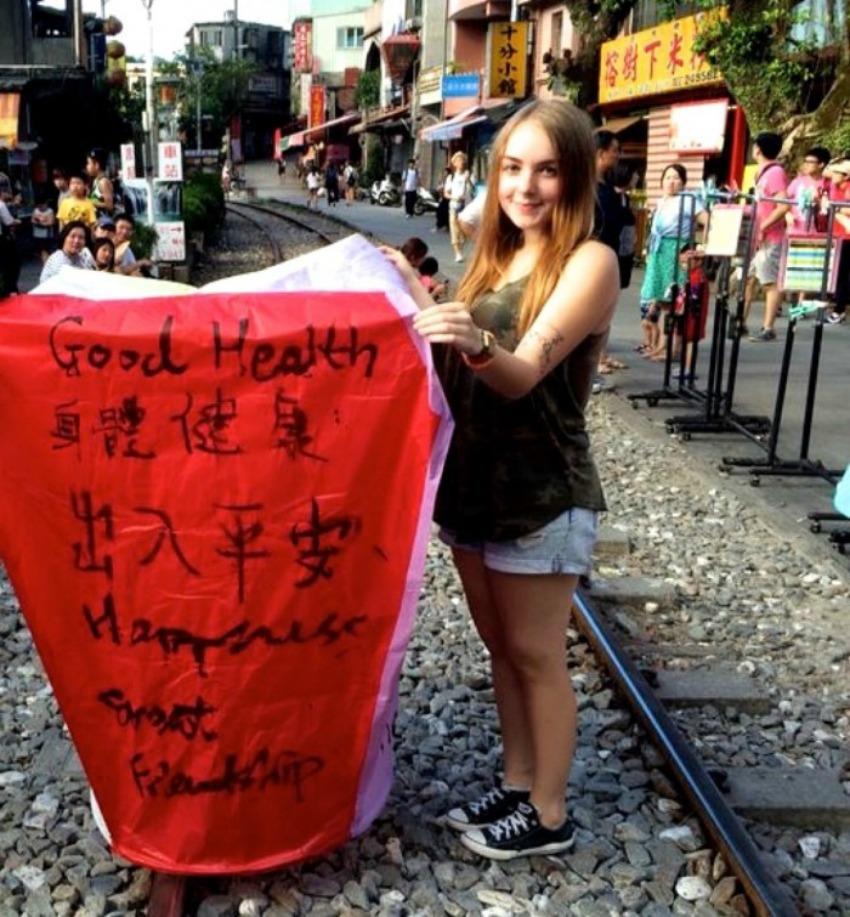 Taiwan Solo Abroad