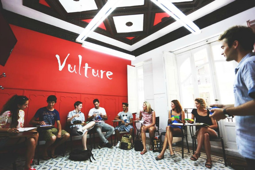 Valencia Unterricht Sprachdirekt