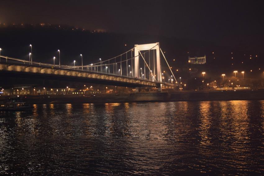 Budapest Elisabethbrücke