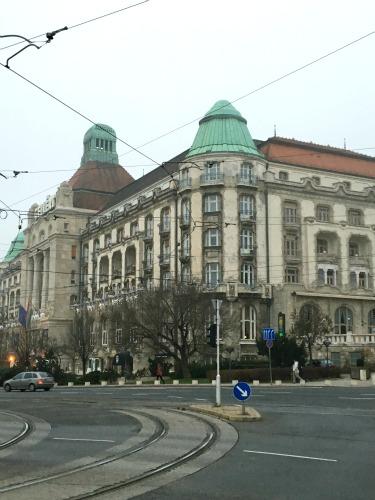 Budapest Gellertbad