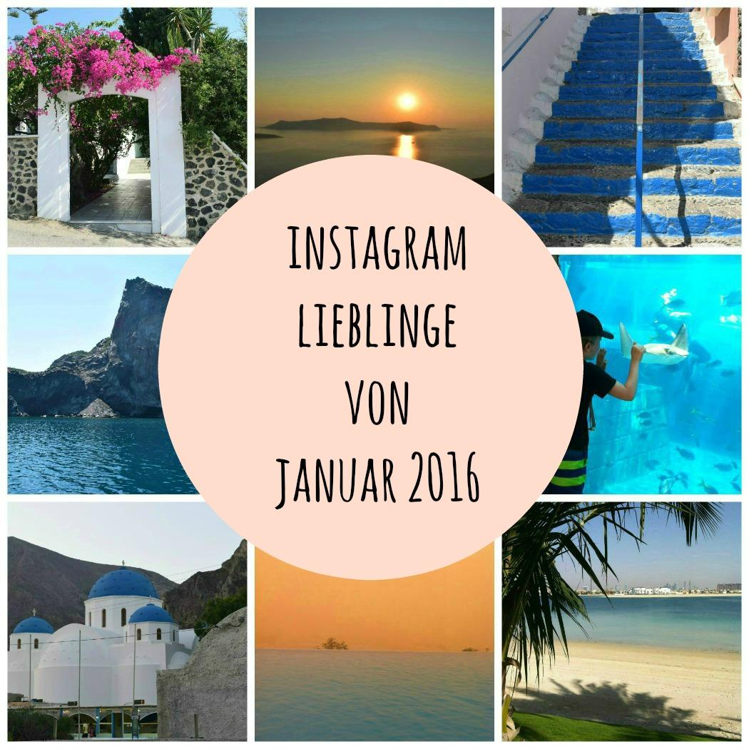 Instagram Lieblinge von Januar 2016