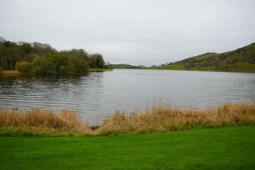 Irland Lough Gur See