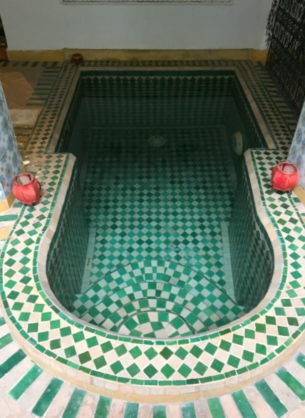 Marrakesch Al Mamoune Pool