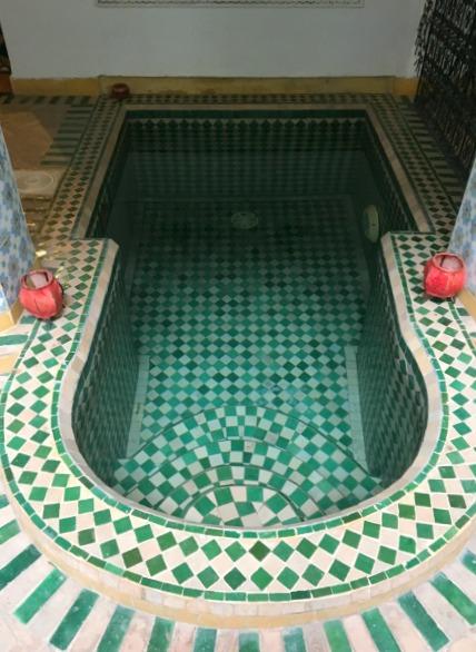 Marrakesch Al Mamoune Pool