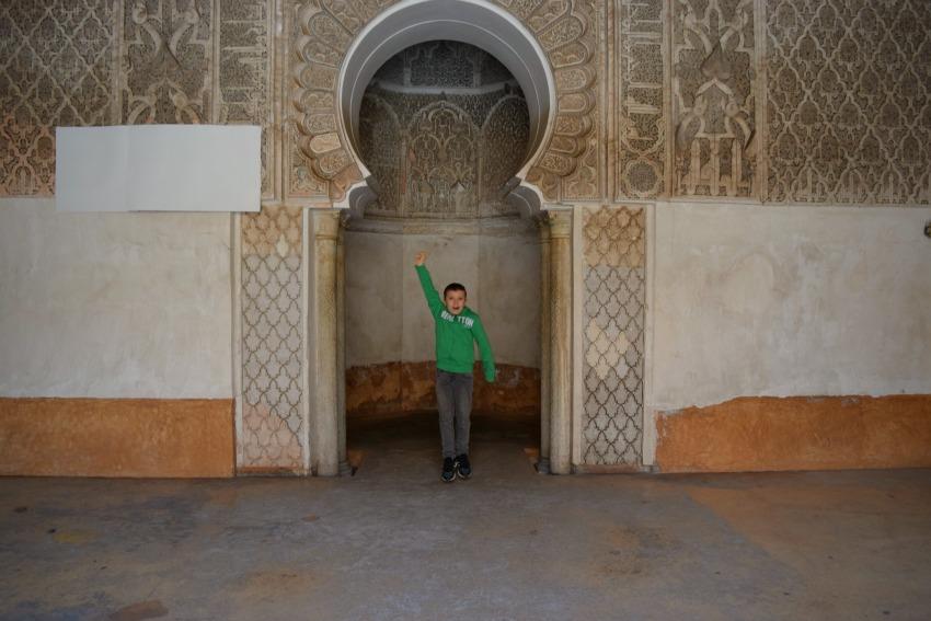 Marrakesch Medina Ben Youssef