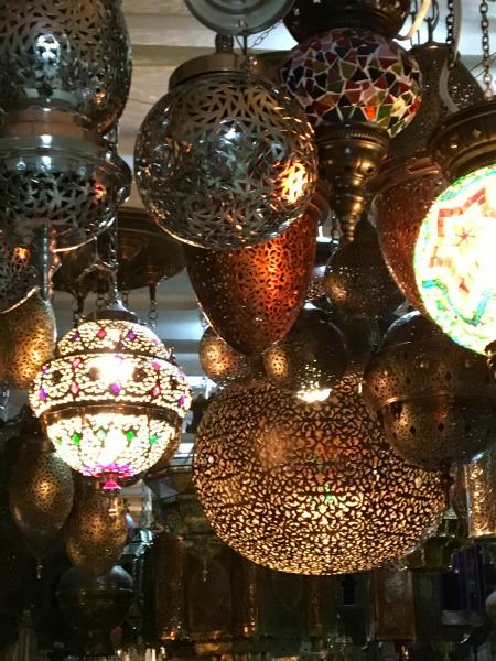 Marrakesch Souks Lampen