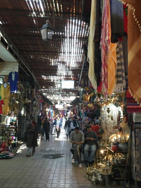 Marrakesch Souks
