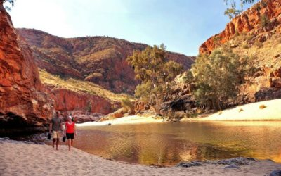 Australien Ormiston Gorge