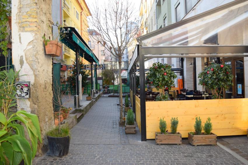 Das Jüdische Viertel in Budapest Bars