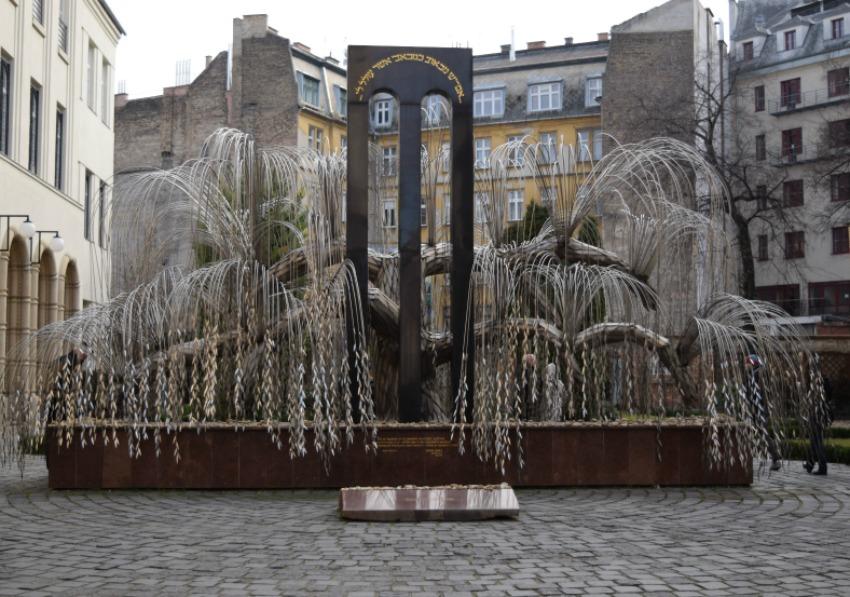 Das Jüdische Viertel in Budapest Baum des Lebens