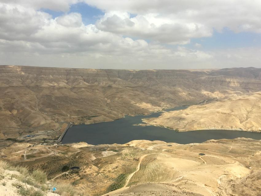 Jordanien Wadi Mujib