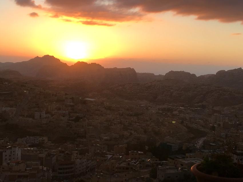 Jordanien Wadi Musa