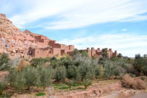 Ait Ben Haddou - Das wohl schönste Berberdorf in Marokko