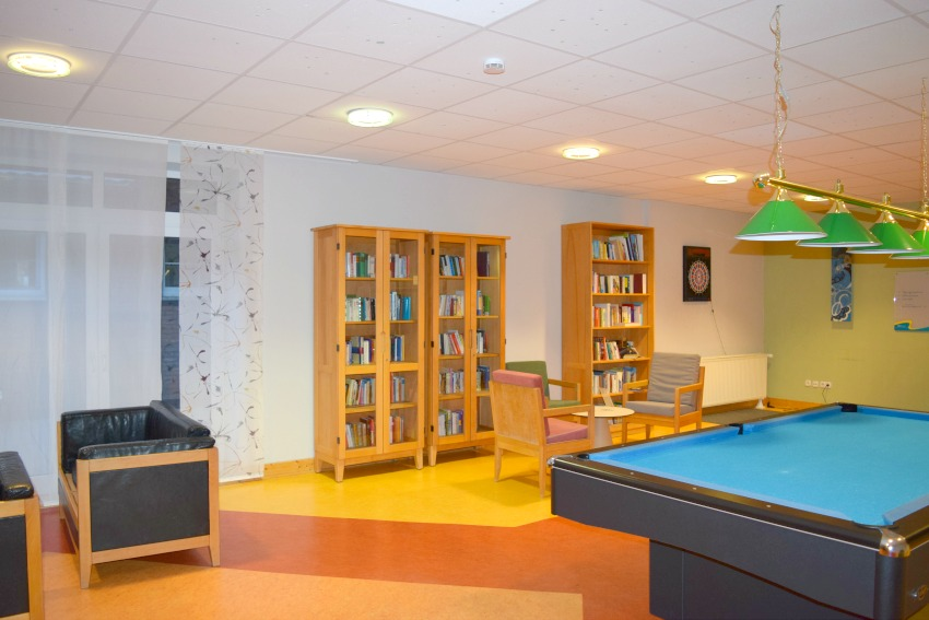 DJH Resort in Neuharlingersiel Billiard
