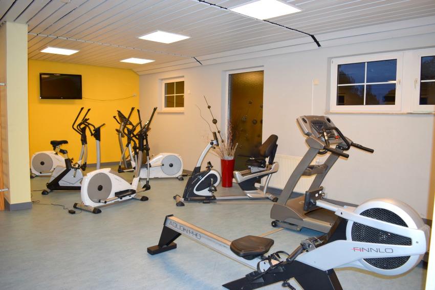 DJH Resort in Neuharlingersiel Fitness