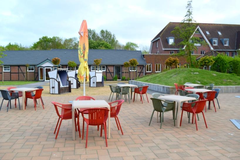 DJH Resort in Neuharlingersiel Gelände
