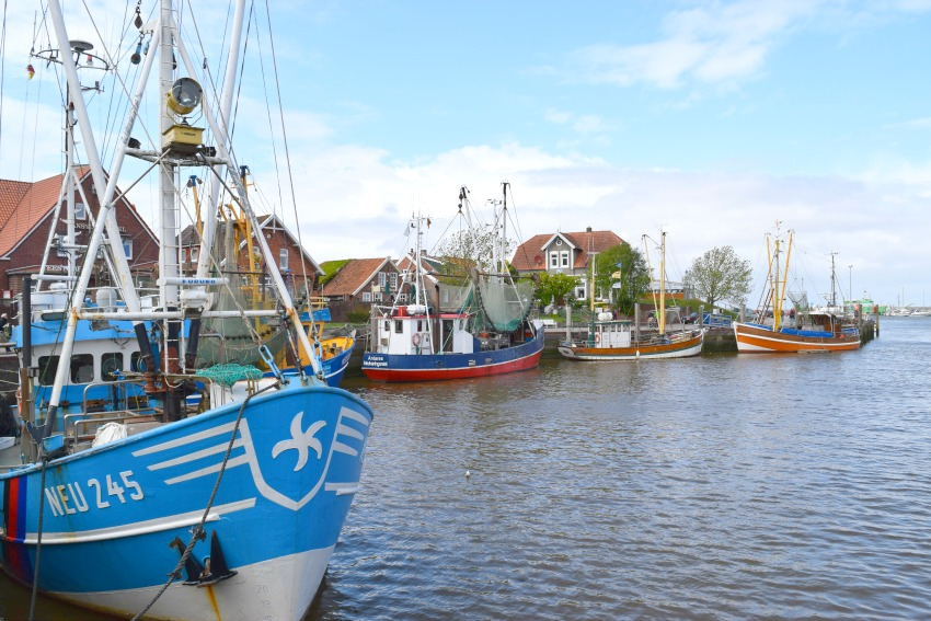 DJH Resort in Neuharlingersiel Hafen