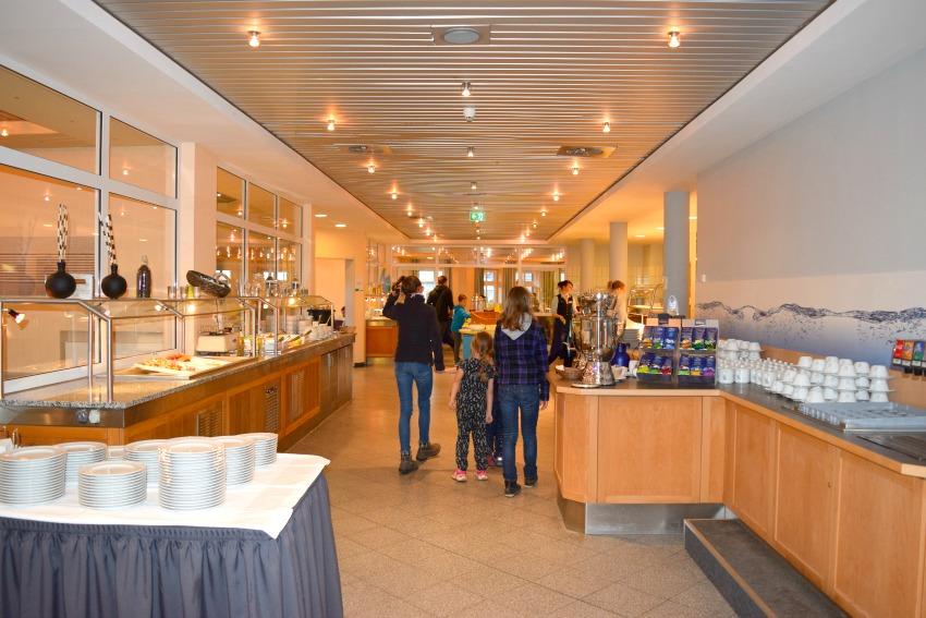 DJH Resort in Neuharlingersiel Restaurant