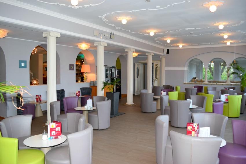 DJH Resort in Neuharlingersiel Seecafé