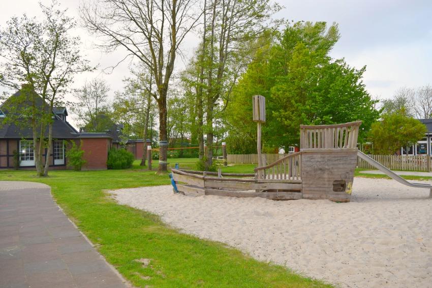 DJH Resort in Neuharlingersiel Spielplatz