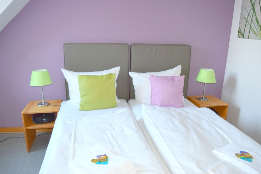DJH Resort in Neuharlingersiel Unterkunft