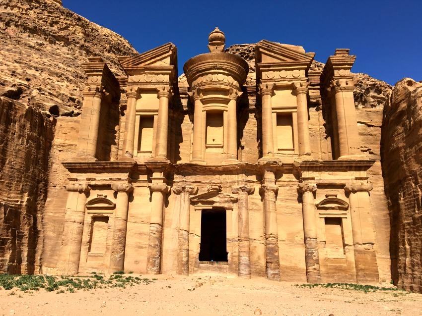 Jordanien Petra Kloster