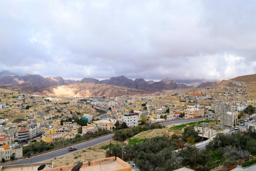 Jordanien Petra Wadi Musa