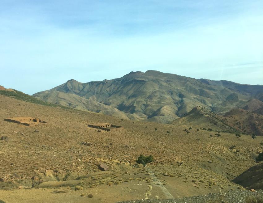 Marokko Tizi n'Tichka