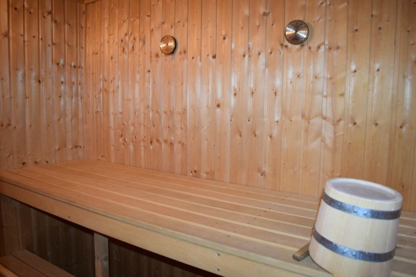 All Season Park Mirow Sauna