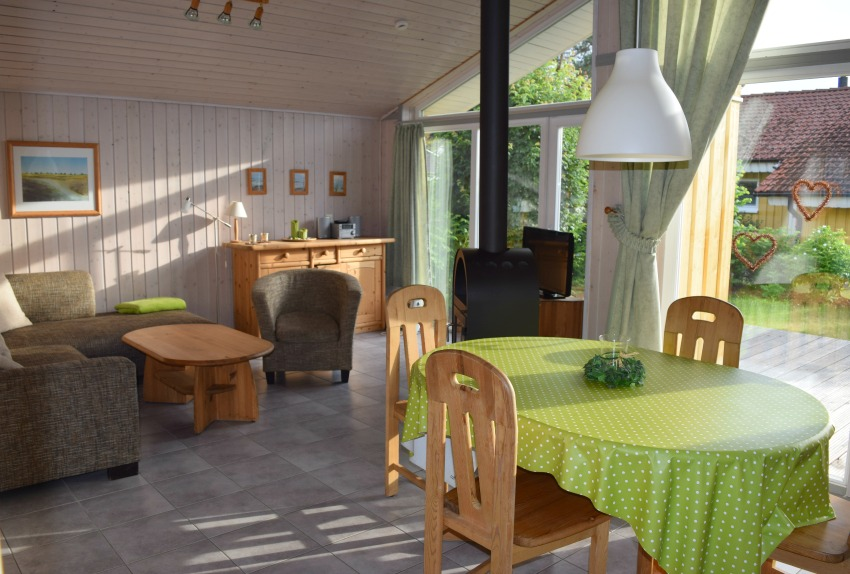All Season Park Mirow Wohnzimmer