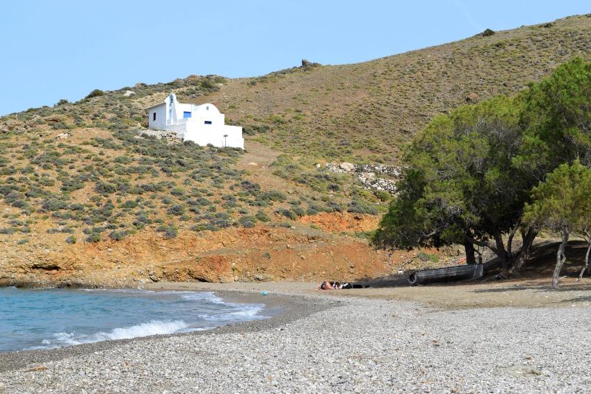 Astypalea Agios Konstantinos Strand