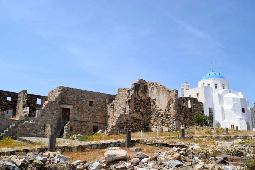 Astypalea Burg