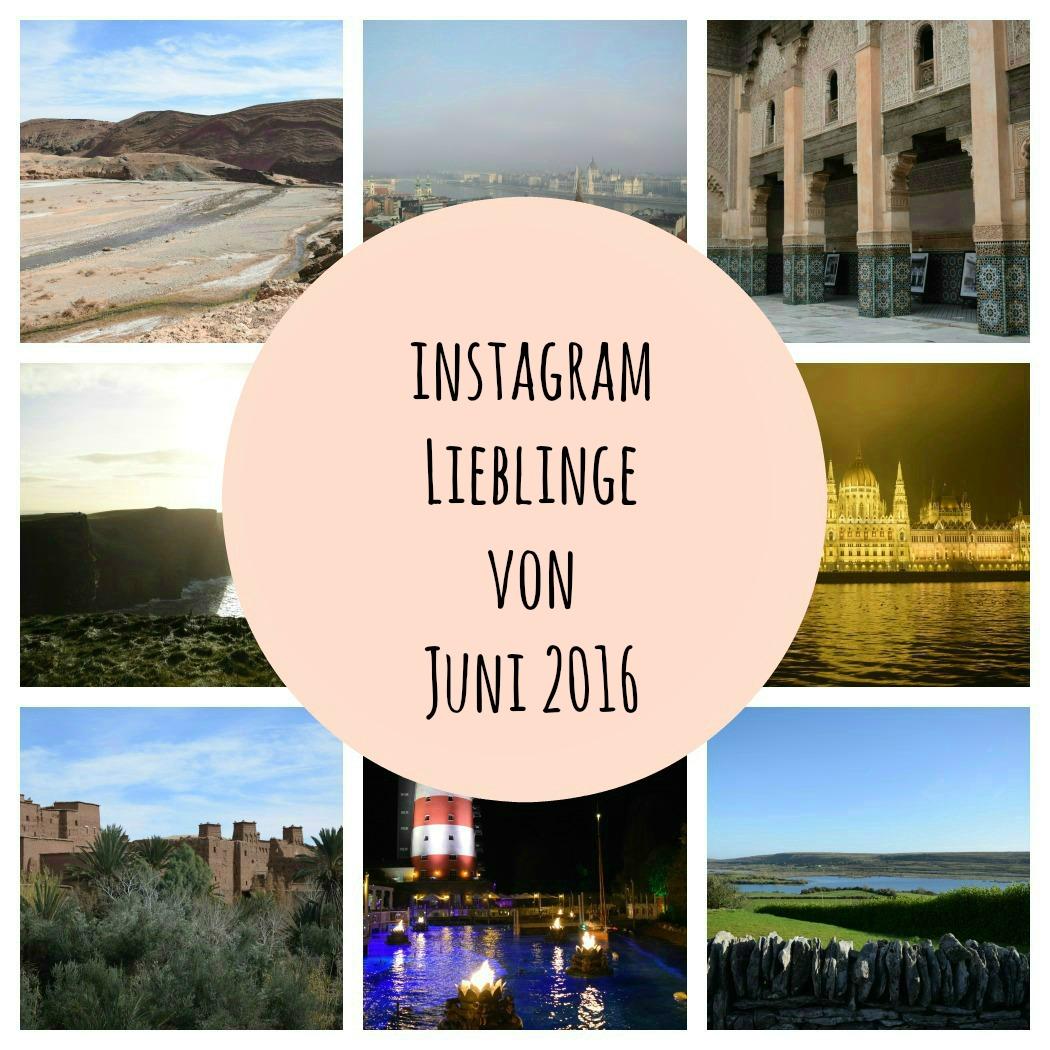 Instagram Lieblinge von Juni 2016