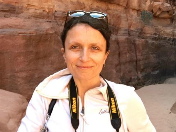 Sabine Jordanien