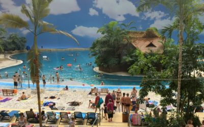 Tropical Islands Kurzurlaub
