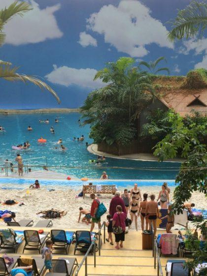 Tropical Islands Kurzurlaub