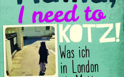 Buch-Review Mama I need to kotz