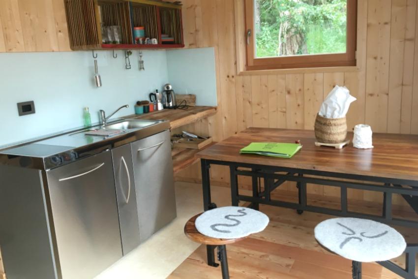 Felizitas Chalet Resort Küche