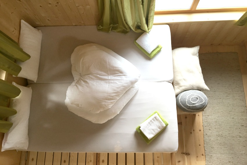 Felizitas Chalet Resort Schlafen Eltern