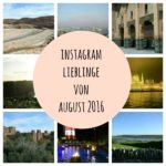 Instagram Lieblinge von August 2016