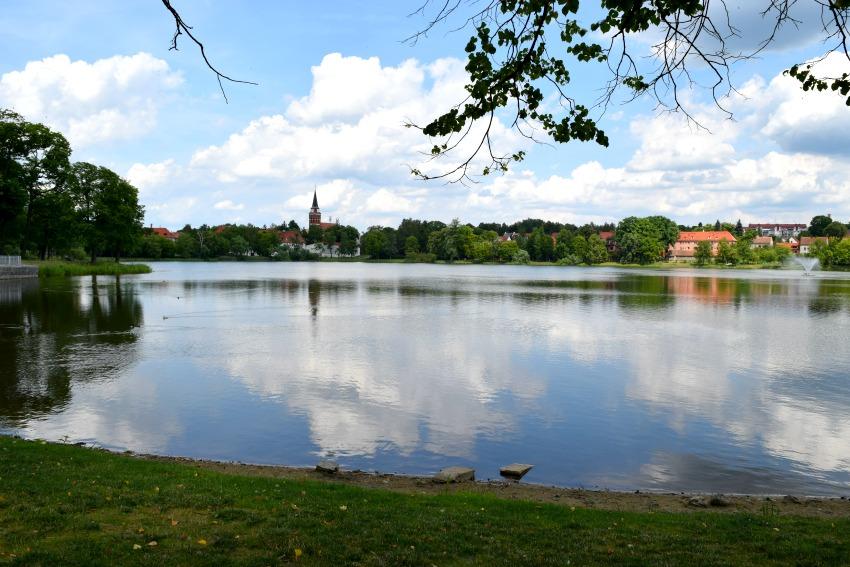 Masuren Reisetipps Szczytno Kleiner See